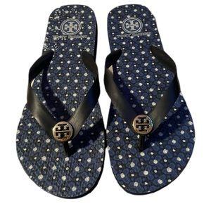 Tory Burch Beach Thong Flip Flop Sandals size 9